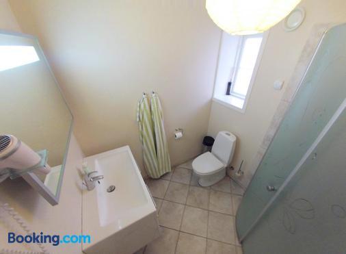 Dragor Hotel & Apartments - Dragør - Bathroom