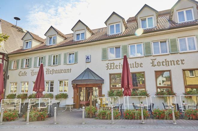 Flair Hotel Weinstube Lochner - Bad Mergentheim - Building