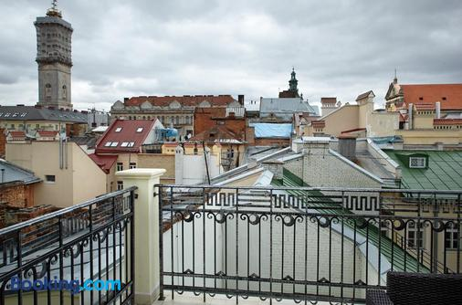 Rudolfo - Lviv - Balcony
