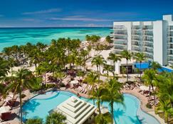 Aruba Marriott Resort & Stellaris Casino - Noord - Piscina