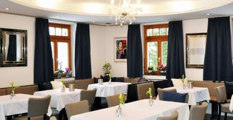 Hotel Villa Waldperlach - Munique - Restaurante
