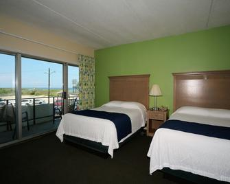 Silver Gull Motel - Wrightsville Beach - Bedroom