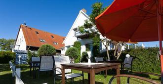 Hotel Am See - Ostseebad Baabe - Pati