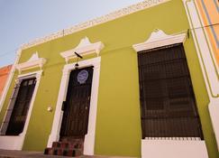 Casa de Zari B&B - Campeche - Außenansicht