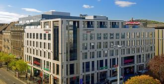 Courtyard by Marriott Budapest City Center - Budapest - Edificio