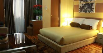 Prince Plaza II Hotel - Makati - Habitación