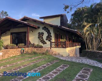 Suites Vista Pro Mar Ilhabela - Ільябела - Building