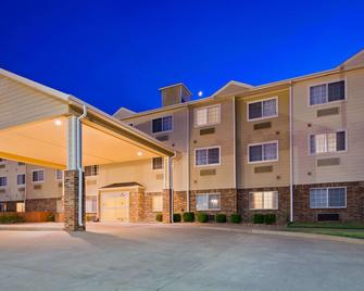 SureStay Hotel By Best Western Blackwell - Blackwell - Building