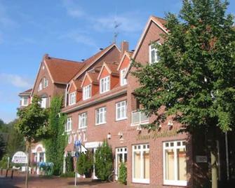 Hotel Diamant - Wedel - Gebäude