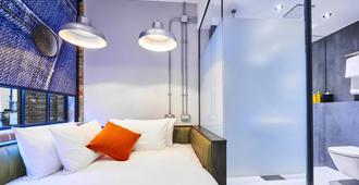 New Road Hotel - לונדון - חדר שינה