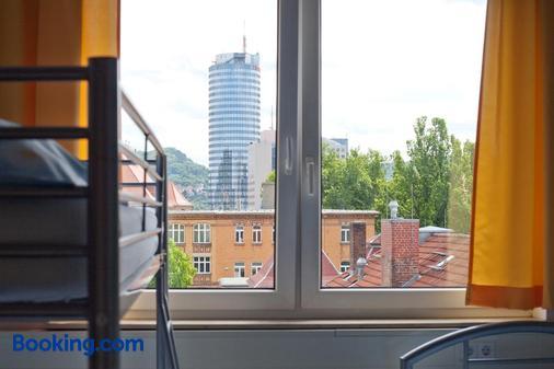 Hostel Jena - Jena - Balcony