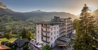 Belvedere Swiss Quality Hotel - Grindelwald - Building