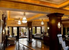 Hotel Cristal Park - Tarnów - Lobby