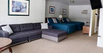 Arrowhead Inn - Huntsville - Bedroom