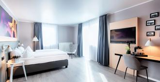 Achat Hotel Offenbach Plaza - Offenbach am Main - Bedroom