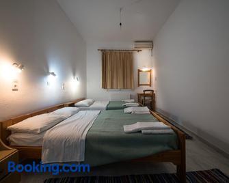 Irini - Kalamaki - Bedroom