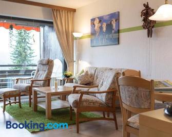Appartmentvermietung Terrassenpark Schonach - Schonach im Schwarzwald - Living room