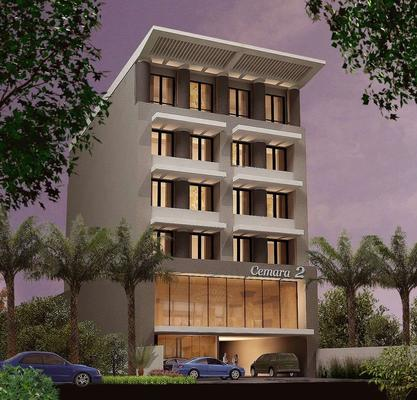 Cemara Hotel - Jakarta - Building