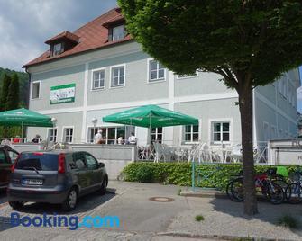 Hotel-Restaurant Goldenes Schiff - Sankt Aegidi - Building