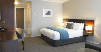 Argent Motor Lodge - Hamilton - Bedroom