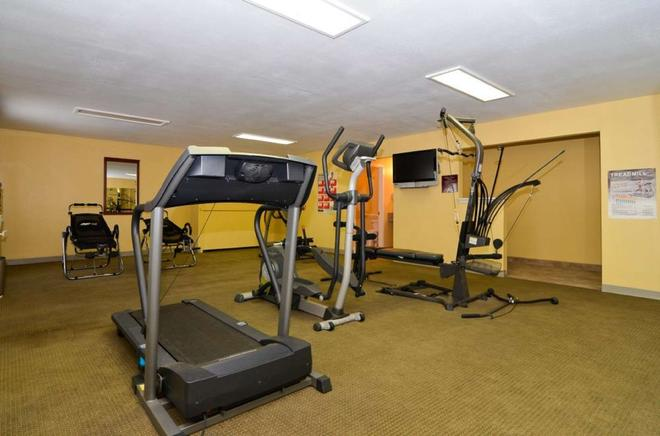 SureStay Hotel by Best Western Zapata - Zapata - Gym