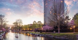 هوتل أكورا أمستردام - امستردام - مبنى