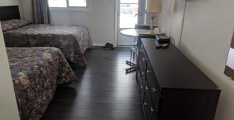 Hilltop Motel - Kingston - Bedroom