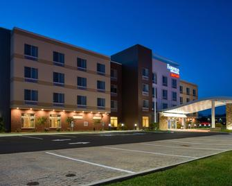 Fairfield Inn and Suites by Marriott Akron Stow - Stow - Building