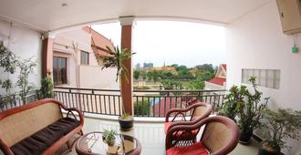 RS guesthouse - Phnom Penh - Balcony