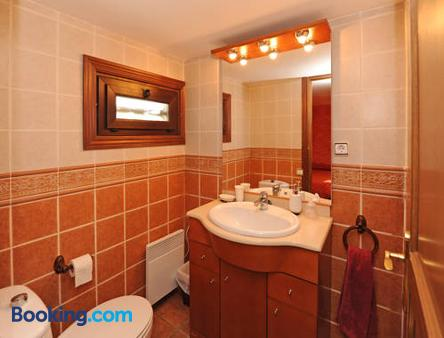 El Balco De Dorres - Latour-de-Carol - Bathroom