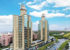 Green Court Residence Jinqiao Diamond Shanghai - Shangai - Vista del exterior