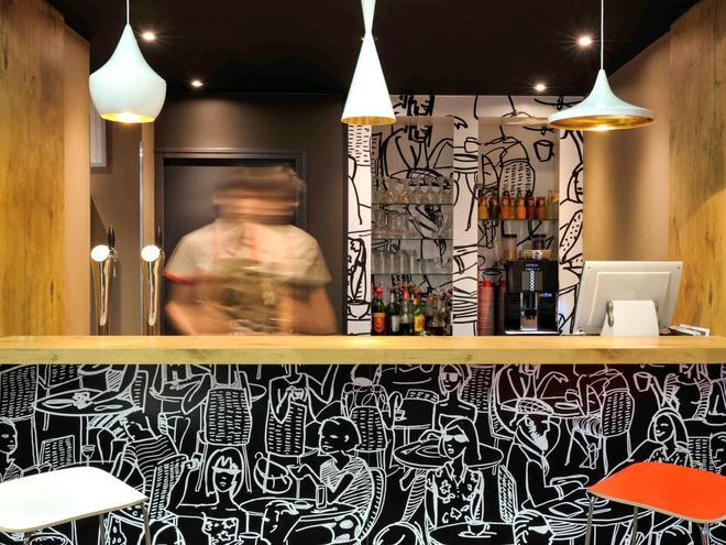 Ibis Lille Centre Gares - Rijsel - Bar