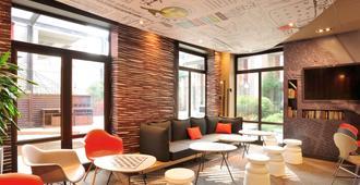 宜必思加雷斯里爾中心酒店 - 里耳 - 里爾 - 休閒室