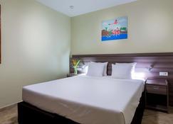 Lionsdive Beach Resort - Willemstad - Bedroom