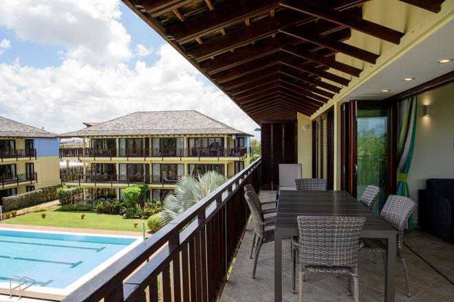 庫拉索島獅子潛水和海灘渡假村酒店 - 威廉斯塔德 - 威廉斯塔德 - 陽台
