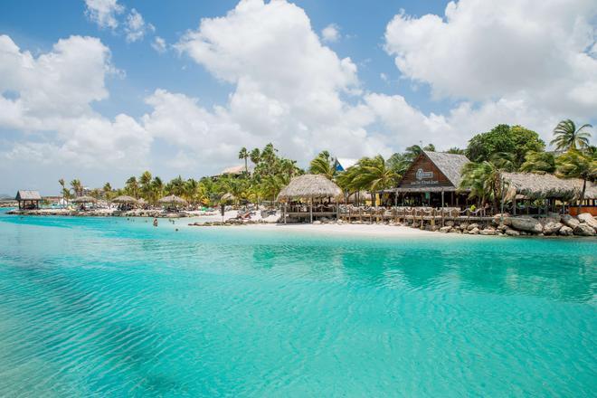 庫拉索島獅子潛水和海灘渡假村酒店 - 威廉斯塔德 - 威廉斯塔德 - 建築