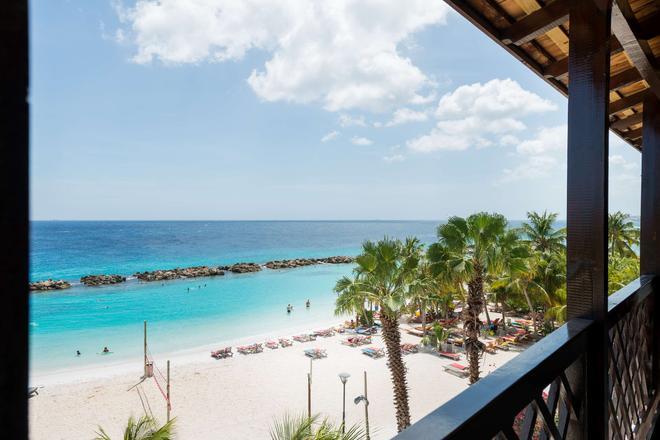 庫拉索島獅子潛水和海灘渡假村酒店 - 威廉斯塔德 - 威廉斯塔德 - 海灘