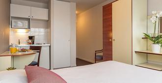 Appart'city La Rochelle - La Rochelle - Bedroom