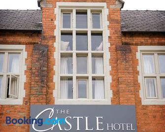 The Castle Hotel - Lincoln - Building