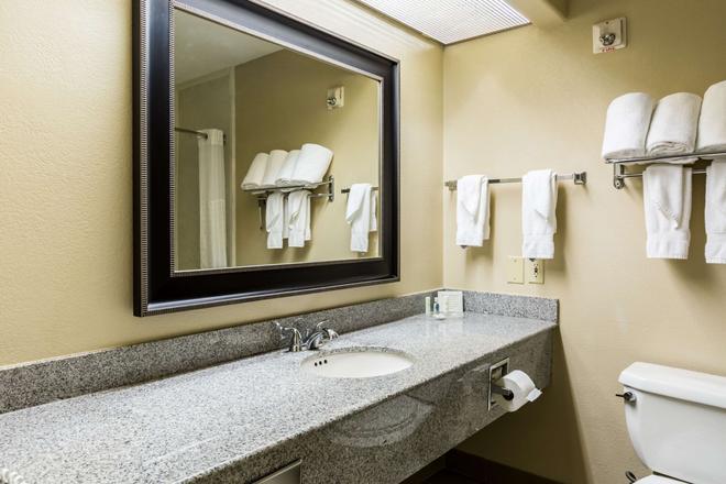 威斯切斯套房凱富酒店 - 休士頓 - 休士頓 - 浴室