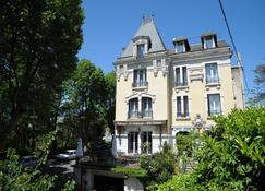 Hôtel Terminus - Cahors - Bâtiment