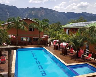 Pousada Residencial dos Portugas - Juquei - Pool