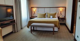 Abba Presidente Suites Santiago - Santiago - Bedroom