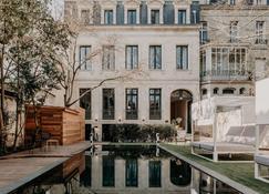 Hotel Le Palais Gallien - Bordeaux - Bygning