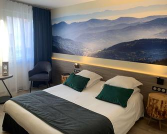 Best Western Plus Lafayette Hotel & Spa - Épinal - Bedroom