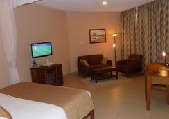 Travellers Beach Hotel & Club - Mombasa - Bedroom