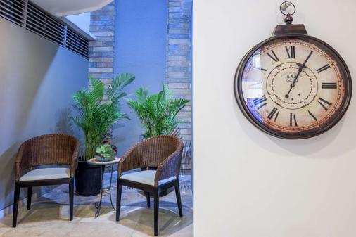 NH 卡塔赫納市皇家酒店 - 喀他基那 - 卡塔赫納 - 大廳