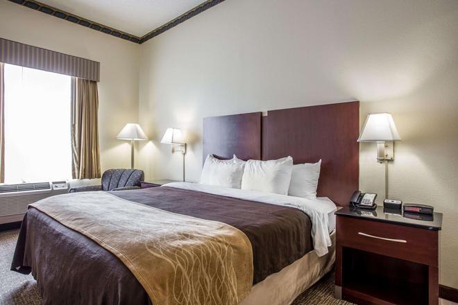 Comfort Inn & Suites Ft.Jackson Maingate - Columbia - Makuuhuone