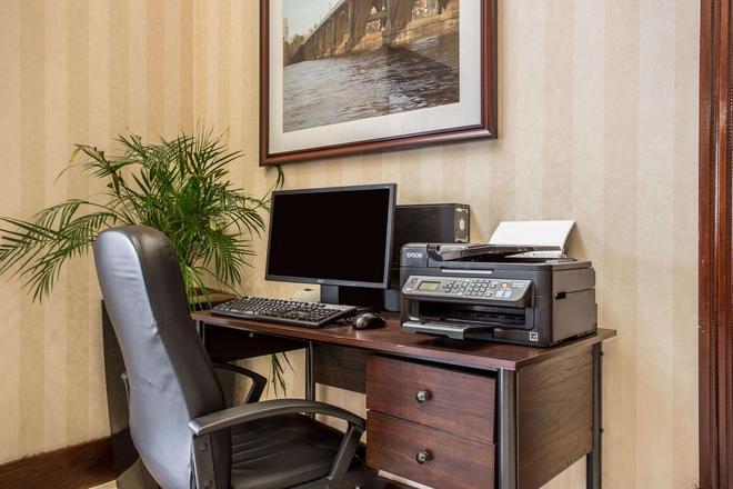 Comfort Inn & Suites Ft.Jackson Maingate - Columbia - Liikekeskus