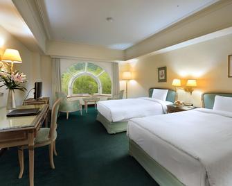 Le Midi Hotel Chitou - Nantou City - Bedroom